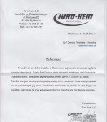 Referencje Juro-Hem